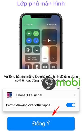 huong dan cai dat su dung ung dung ios tren dien thoai android 5