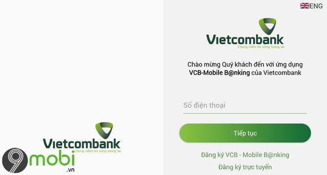Cách tải và cài các ứng dụng Vietcombank lên điện thoại