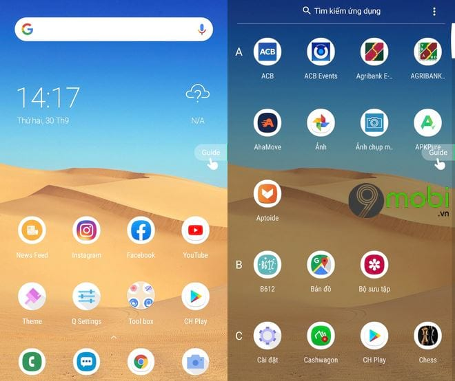 cach cai giao dien android 10 len dien thoai android bat ky 14