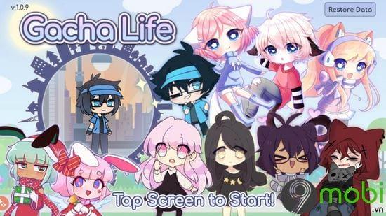 huong dan tai va choi game gacha life tren dien thoai android 4