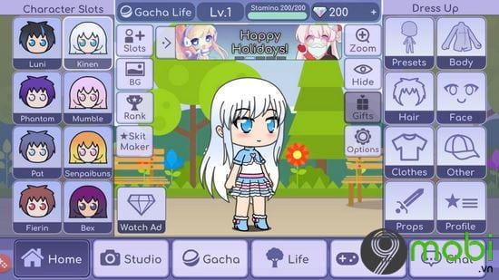 huong dan tai va choi game gacha life tren dien thoai android 8