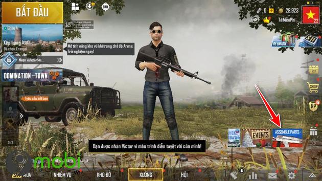 skin akm silver bullet game pubg mobile