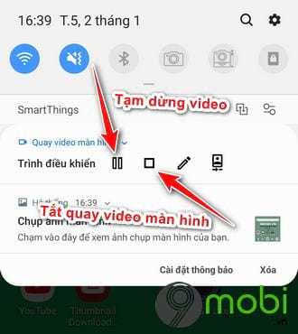 cach quay video man hinh 120fps tren android 13