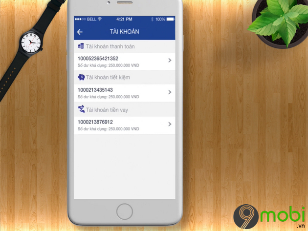 Cách sử dụng BIDV Smart Banking