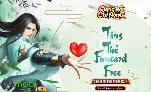 nhan code game giang ho chi mong