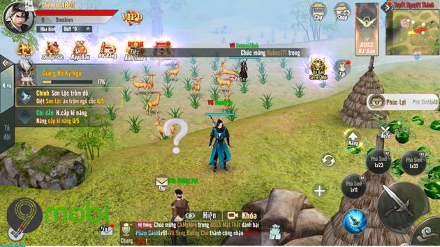 giftcode lang tu kiem 3d mobile