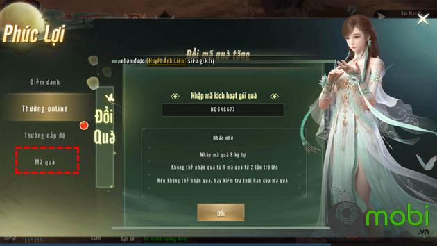 giftcode long ky nguyen