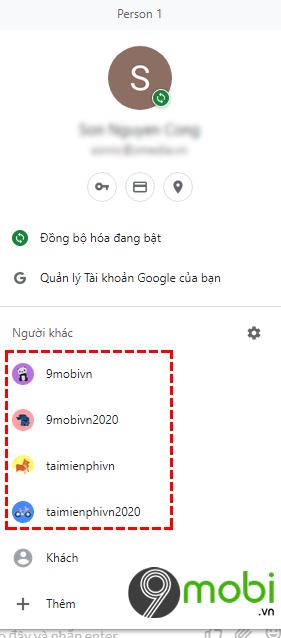 cach tao nhieu email google chi voi mot so dien thoai 12