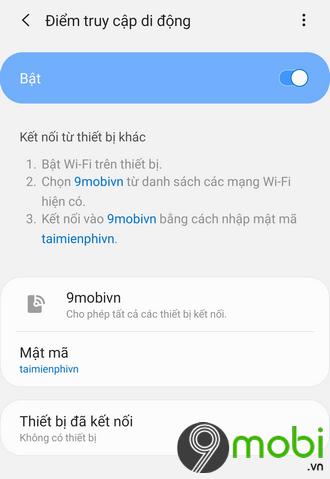 phat wifi tren dien thoai