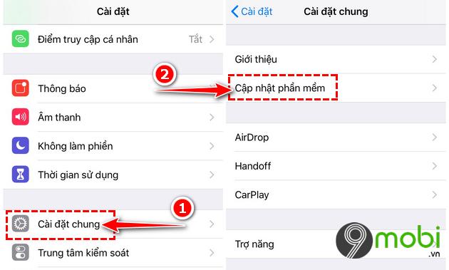 huong dan chan cap nhat len ios 13 3 1 tren iphone