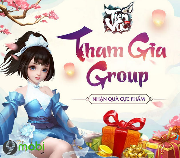 giftcode tien vuc mobile