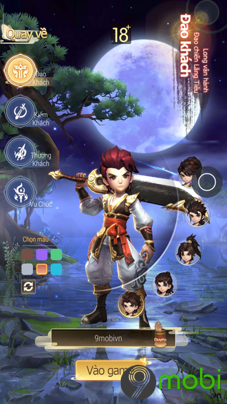 cach choi yong heroes