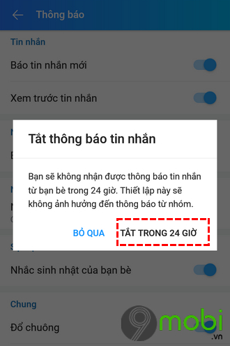 cach tat thong bao tin nhan zalo cua mot nguoi bat ky 9