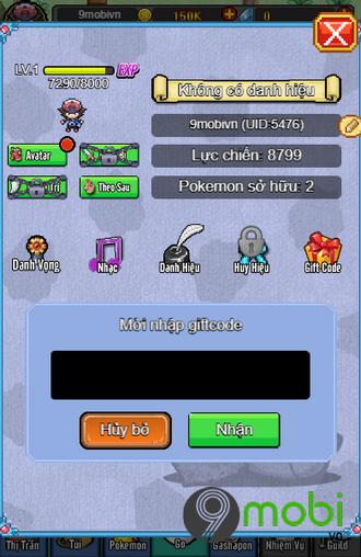 cach choi game poke adventure h5