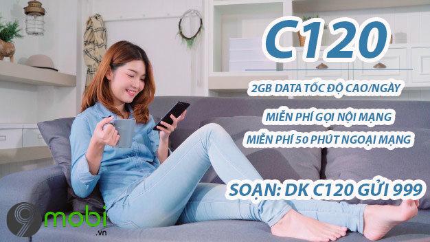 dang ky goi c120 mobifone goi dien truy cap mang mien phi