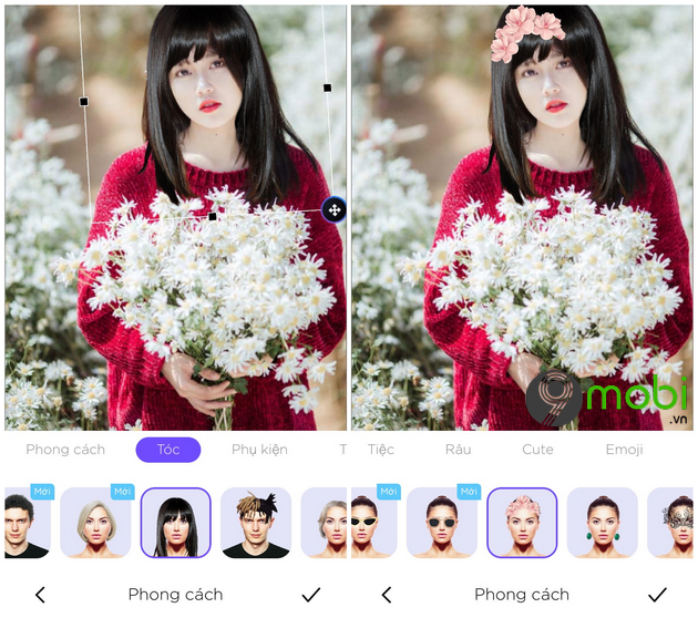 cach su dung ung dung facekit ai 12