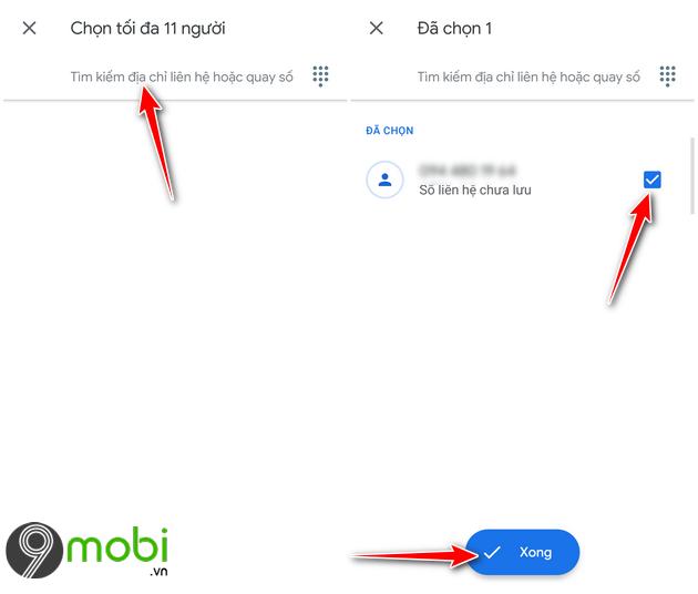 goi video call bang google duo