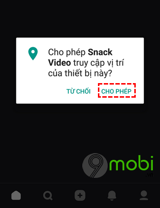 snack video cho android