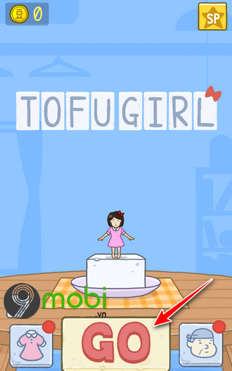 tai game tofu girl cho android