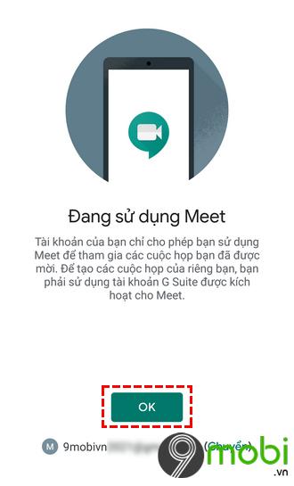 tai google meet cho iphone