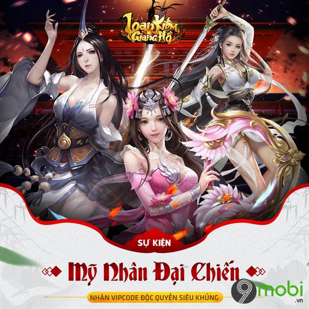 giftcode game loan kiem giang ho