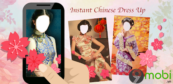 ung dung chup anh co trang kiem hiep Chinese Costume Montage Maker