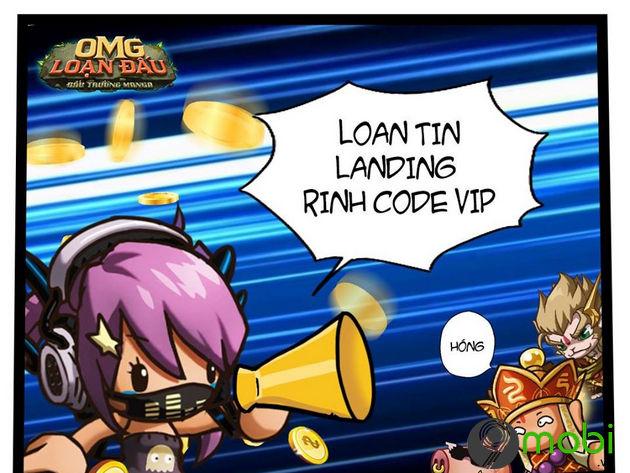 giftcode omg loan dau