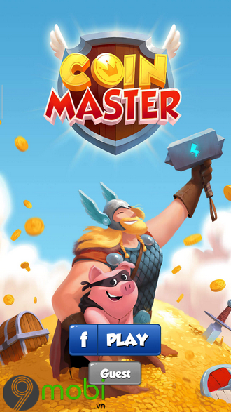 huong dan choi game coin master tren iphone
