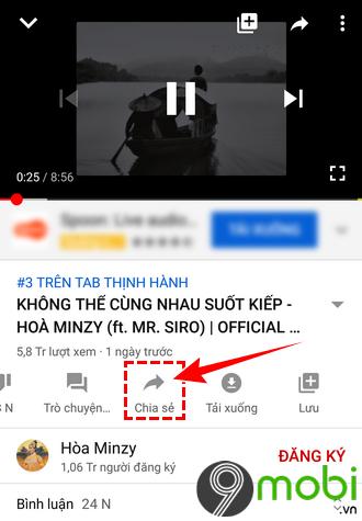 cach tai mp3 bai hat khong the cung nhau suot kiep tren iphone