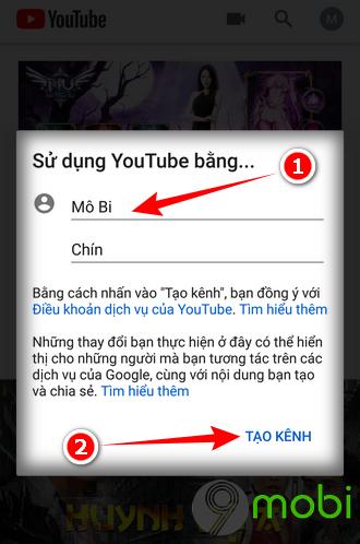 cach tai video tu dien thoai iphone len youtube