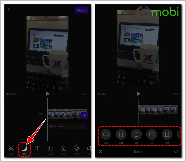cach tao video tiktok tren android chuyen nghiep bang vita