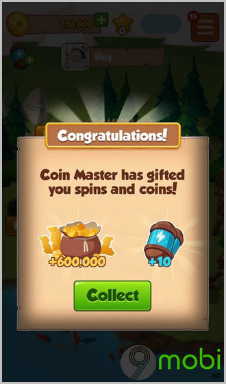 tai coin and spin master village cho android