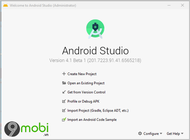 cach cai android 11 tren windows 10 su dung android studio 18