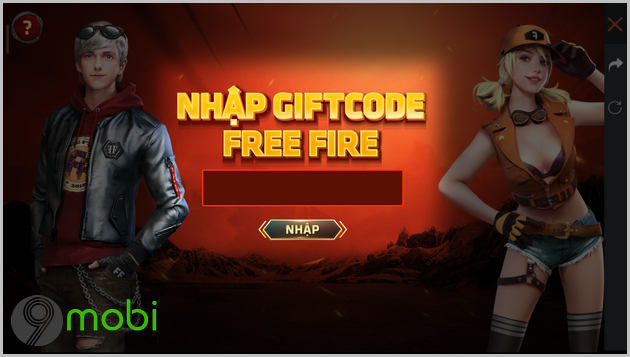 cach kiem giftcode game free fire