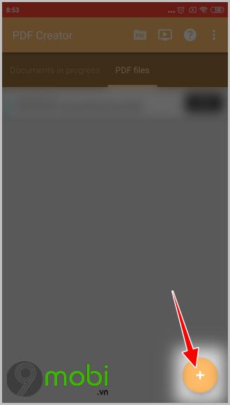 tai pdf creator cho android