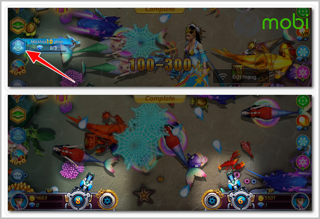 cach tai va choi game ban ca long vuong online 8