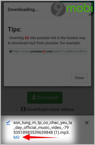 cach nghe nhac youtube tat man hinh