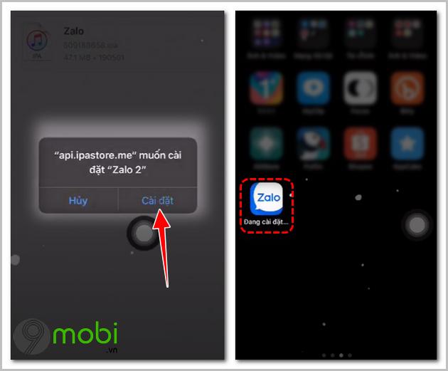cach cai nhieu app giong nhau tren iphone 12