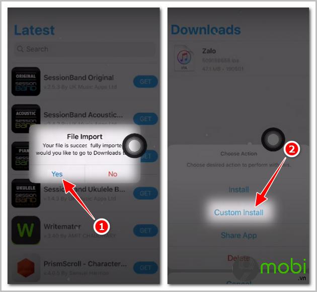 cach cai nhieu app giong nhau tren iphone 10