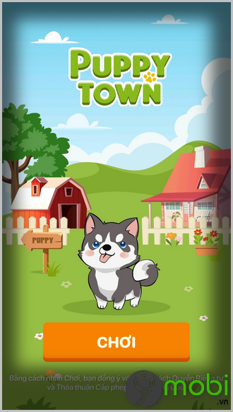 game nuoi cho puppy town