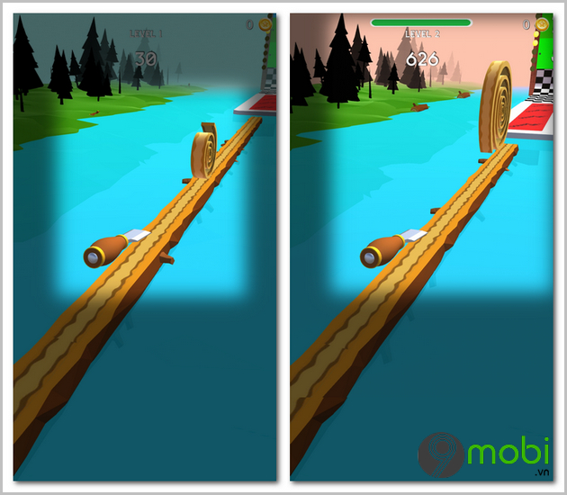 cach tai va cai dat game spiral roll tren android