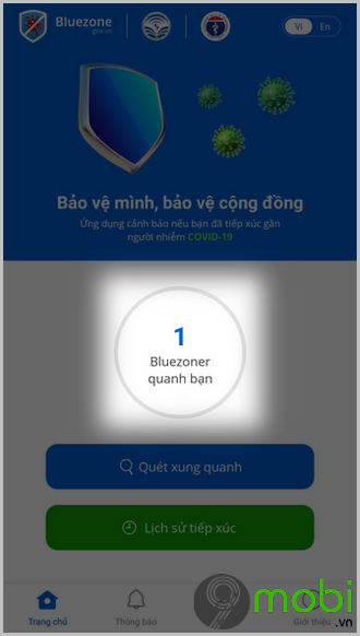 tai bluezone cho android