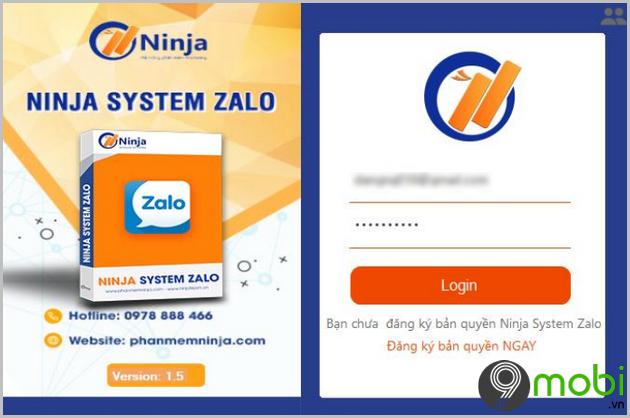 ninja system zalo cong cu ban hang tren zalo hieu qua nen dung