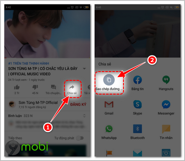 tai mp3 co chac yeu la day ve dien thoai android