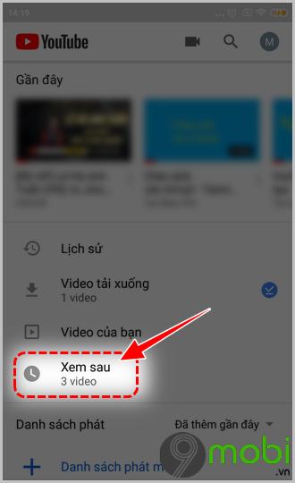 cach xoa video youtube da luu tren android