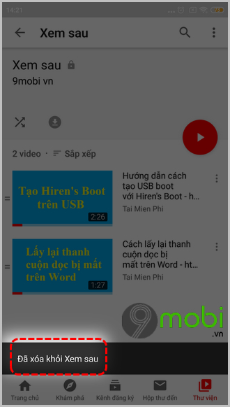 tai youtube cho android iphone