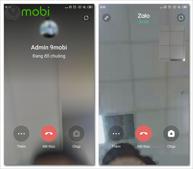 cach goi video call zalo tren android iphone
