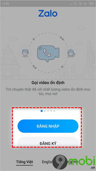 download zalo cho dien thoai oppo