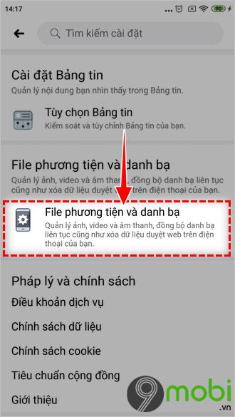 cach tai anh hd len facebook tren dien thoai iphone