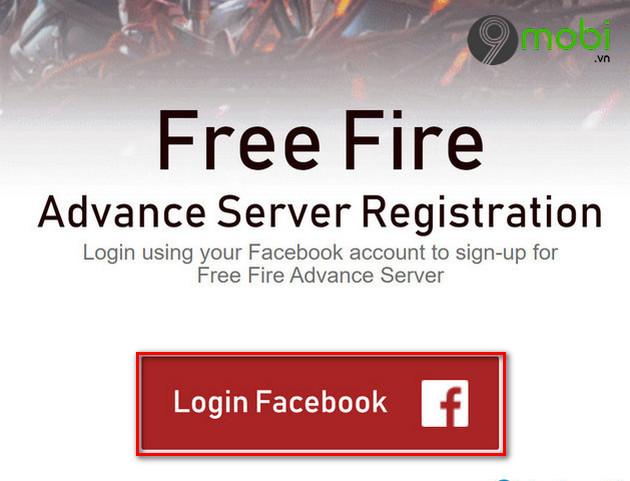 cach dang ky choi free fire ob23 tren may chu thu nghiem advance server